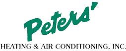 Peters Heating and Air Logo